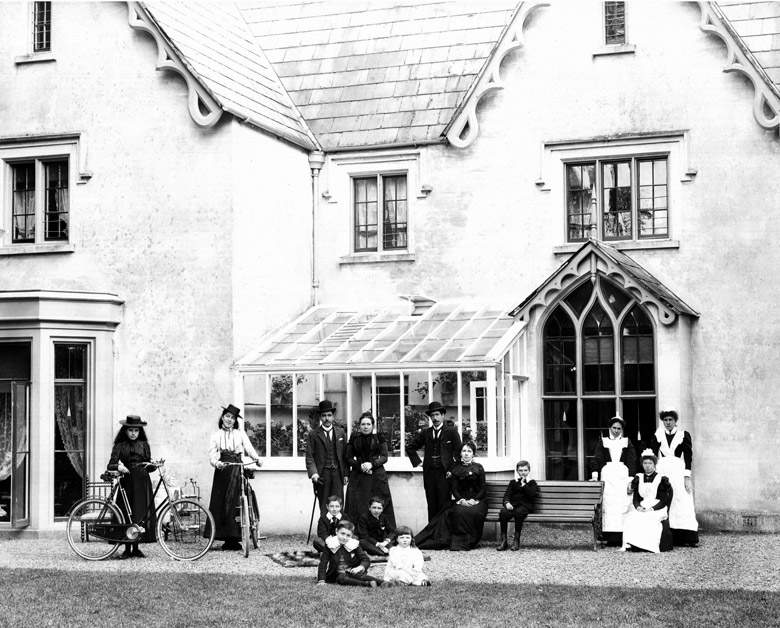 Edwards House in Armagh