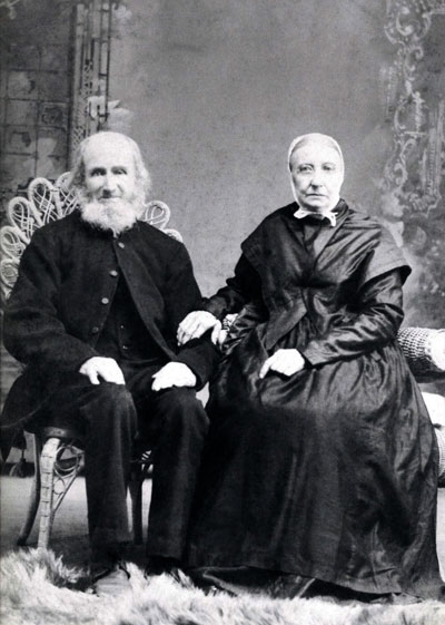 George and Catherine Sinton